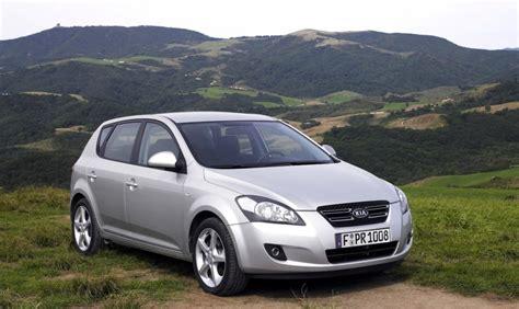 kia ceed 2007 kia ceed hatchback 2007 2009 reviews technical data prices