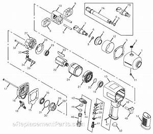 Chicago Pneumatic Cp8274 Parts List And Diagram