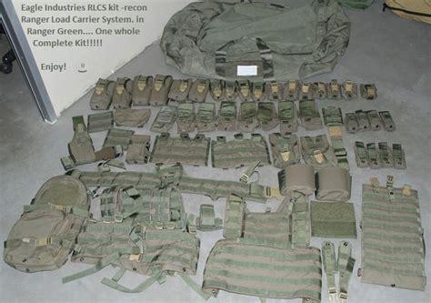 ranger list us army ranger gear list