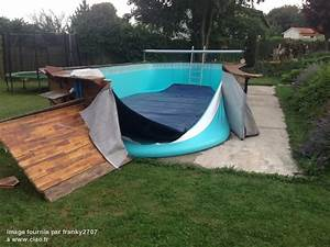 Piscine Hors Sol 4x2 : piscine bois 4x2 piscine hors sol bois composite lesitedegertrude ~ Melissatoandfro.com Idées de Décoration
