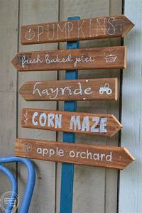 DIY Fall Wood Sign with Reclaimed Wood - Refresh Living