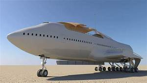 Artists Chop a 747 Jumbo Jet to Create Art Car for Burning