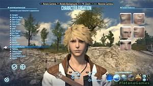 Final Fantasy XIV A Realm Reborn Creating Character