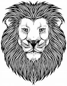 Löwe 6030 32 ausmalbilder kostenlos | Löwe nähen ...