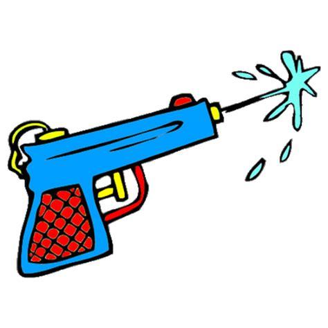 water gun clipart water pistol waterpistool