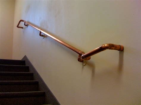 fitting banisters 17 best ideas about copper tubing on copper