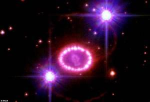 Supernova revealed in stunning detail: Massive dust ...