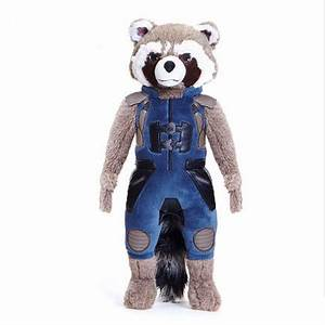 Guardians Of The Galaxy Vol 2 Rocket Raccoon Doll Toys
