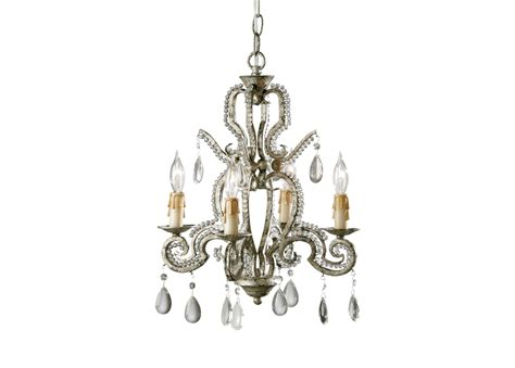 Mini Chandeliers by Four Light Kendall Mini Chandelier Chandeliers Ethan Allen