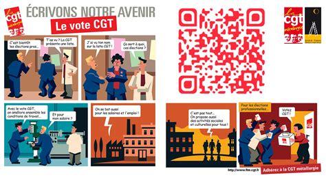 siege de la cgt bande dessinée animée pourquoi voter cgt