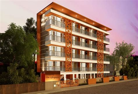 rahul menon ojas chaudhari residential apartment