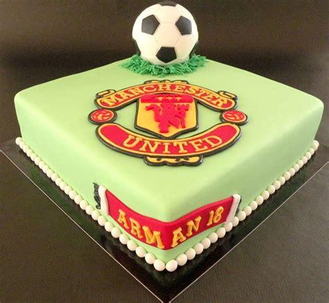 Manchester United cake...Clay's birthday cake. | Photo ...
