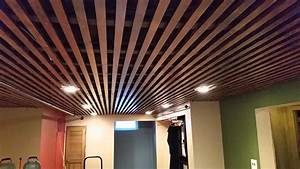 My Wood Stip Ceiling