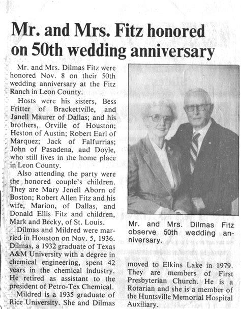 Newspaper Wedding Announcement Wording Examples