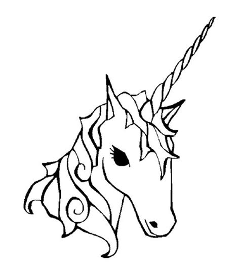 coloring page  kids unicorn drawing unicorn coloring pages unicorn outline