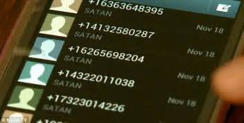 random phone numbers to text satan calling colorado gets a call and 48 text