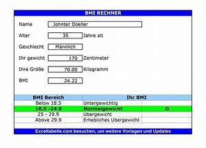 Bmr Berechnen : excel tabelle part 17 ~ Themetempest.com Abrechnung