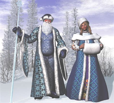 ded moroz 18 11 12 voices from russia ded moroz and snegurochka voices from russia
