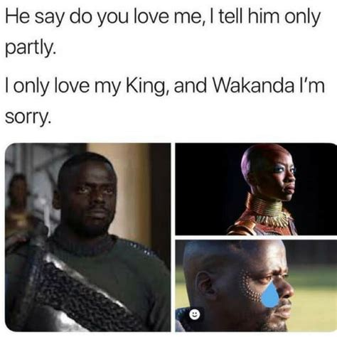 Black Panther Memes - 23 funniest wakanda memes that will have you rolling