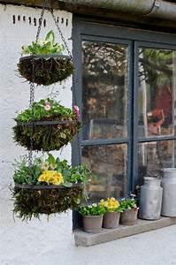 Hängende Pflanzen Aussen : hanging basket auf drei etagen leelah loves ~ Sanjose-hotels-ca.com Haus und Dekorationen