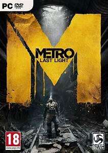 Metro Last Light Cover скачать метро 2033 торрент бесплатно от R G механики