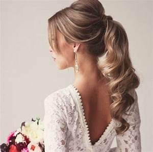 Peinados de novia sencillos