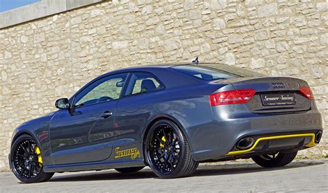 500-hp Audi Rs5 By Senner Tuning