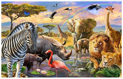photo wallpaper custom  murals wallpaper animals