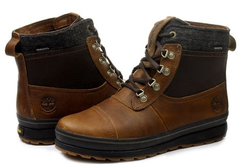 Timberland Boat Shoes Run Big by Timberland Boots Schazzberg Boot 7756a Brn