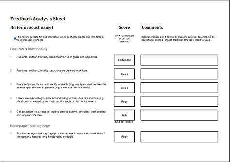 photo analysis worksheet resultinfos