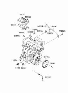 9475021030 - Hyundai Switch Assembly