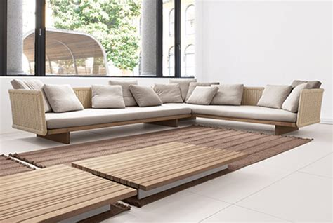 sabi modern contemporary outdoor sectional sofa designs by