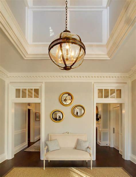 Two Story Foyer Lighting Design Ideas