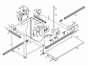 Buy Powermatic 1791301 Lbm21  2hp  1ph  230v Line Boring Machine Replacement Tool Parts