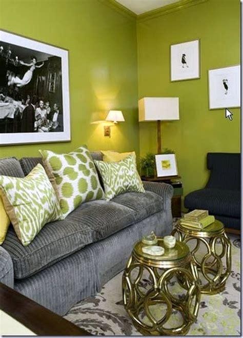 green livingroom 18 lovely grey and green living room ideas