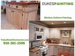 tulsa cabinet glaze and paint job dukes painting With kitchen colors with white cabinets with oil change window stickers