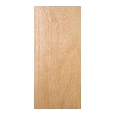 home depot interior doors wood jeld wen 36 in x 84 in woodgrain flush unfinished hardwood interior door slab thdjw160700187