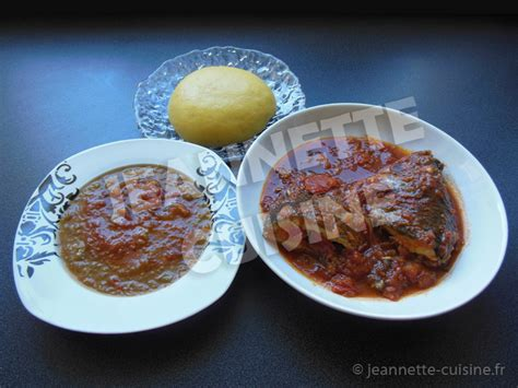 cuisine sauce ivoirienne biékosseu plat africain jeannette cuisine