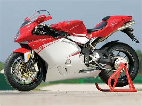Mv Agusta F4 Picture by 10 Fastest Production Motorcycles In The World