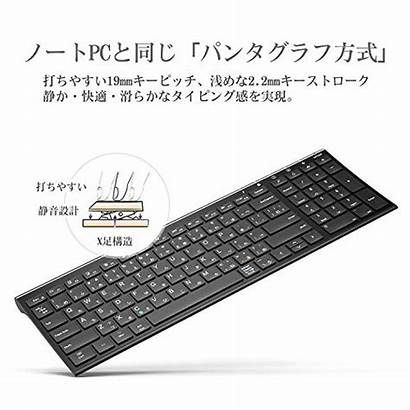 Keyboard Screen Silent Keypad Numeric Flat Array