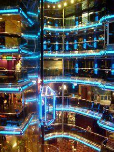 carnival sensation deck plans 2013 carnival sensation atrium we set sail to jamaica and