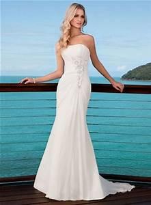 Robe été Mariage : robe de mariage d 39 ete la mode des robes de france ~ Preciouscoupons.com Idées de Décoration