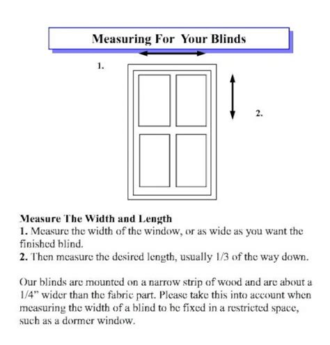 how to measure blinds how to measure for your blinds reverie miniatures