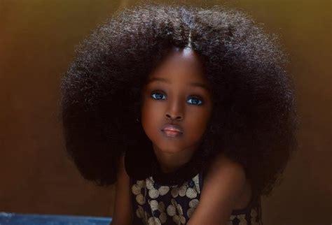 nigeriana de  anos  apelidada de menina mais bonita