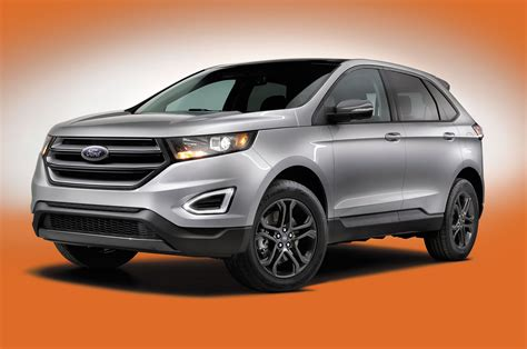 ford edge 2018 preis the 2018 ford edge expected to stay almost the same