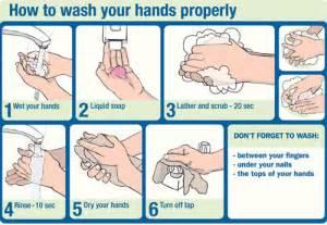 Expert Hand Washing
