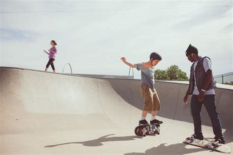 Skate with Friends   Comstock's magazine