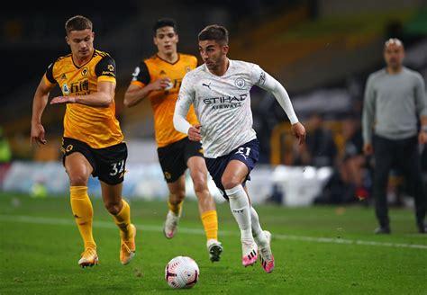 Wolves vs Man City: Manchester City fend off Wolves ...