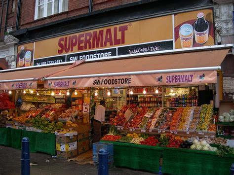 cuisine shop food shop on electric avenue danny p robinson cc by sa 2