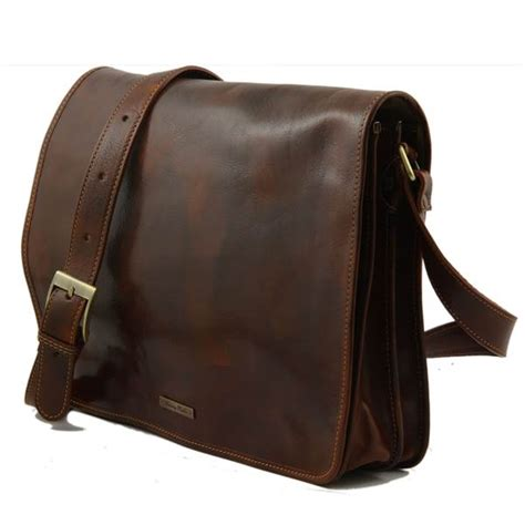 sac bureau homme sac besace cuir homme messenger tuscany leather